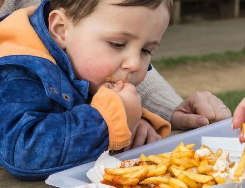 Obesidade infantil e alimentação da criança
